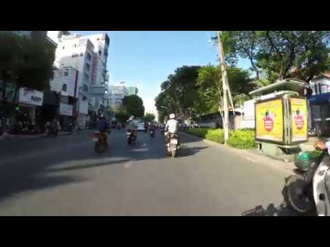 From Ho Chi Minh City to Binh Duong Province By E-bike (2017)