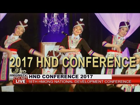 3 HMONG TV | Luna Bellas dance group performed at 2017 HND Conference. thumbnail