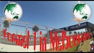 Formel 1 in Melbourne - Work and Travel Australien Vlog #48