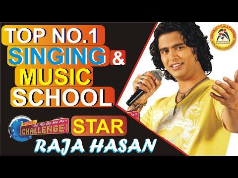 Raja Hasan   Sa Re Ga Ma Pa Winner   Mumbai Film Academy   Best Singing Classes in Mumbai.