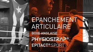 Douleurs Genou - Solution genouillère PHYSIOSTRAP Sport | Boxe Anglaise - Epitact Sport