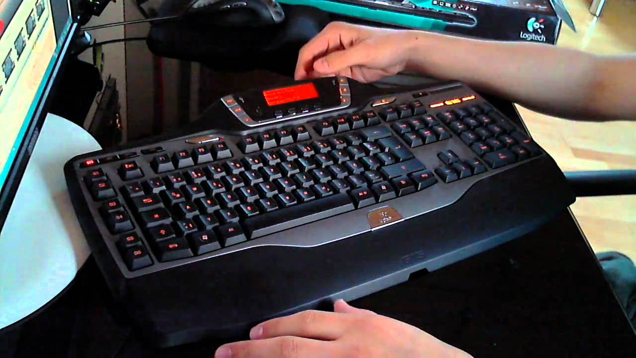 G15 GAMING KEYBOARD WINDOWS 10 DOWNLOAD DRIVER