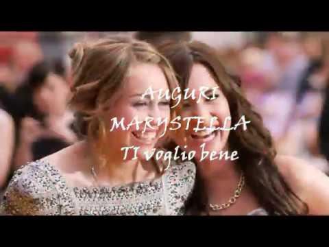 Giorgia Che Amica Sei Auguri Stella Youtube