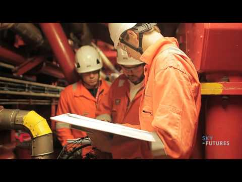 World's first confined space inspection of an FPSO cargo tank with no manned entry