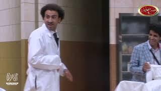 أقوى رد فعل لـ على ربيع فى مشرحة زينهم - مسرح مصر