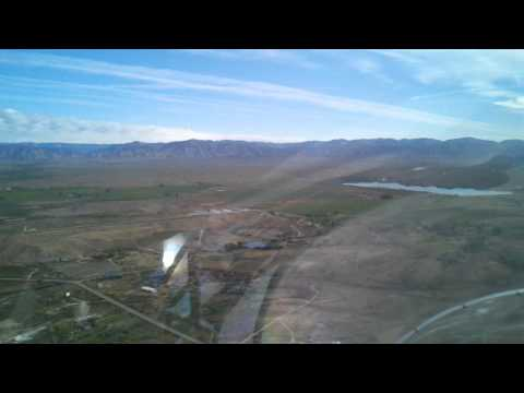 Western colorado flying Mack Mesa