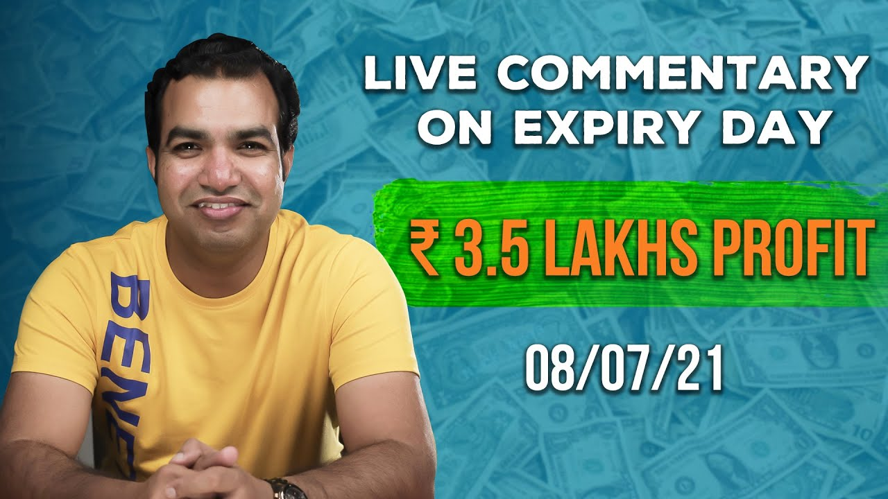 How I Made Profit of ₹ 3.5 lakhs in Bank Nifty Options Buying   Live Commentary   Scalper Pros