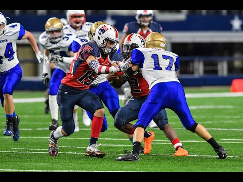 International Bowl VIII: U.S. Under-16 Select Team vs. Team Alberta