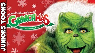 My Trip To Universal Studios Hollywood Grinchmas