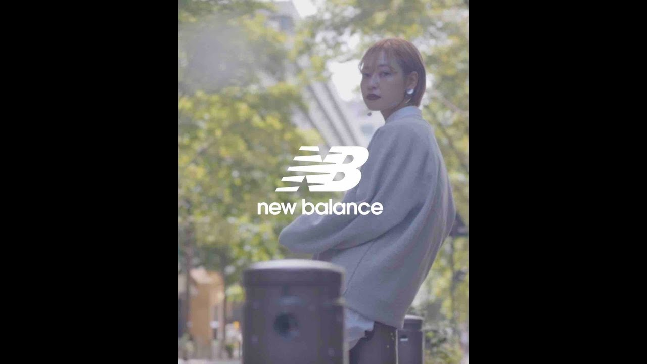 【Fashion Movie】NEW BALANCE