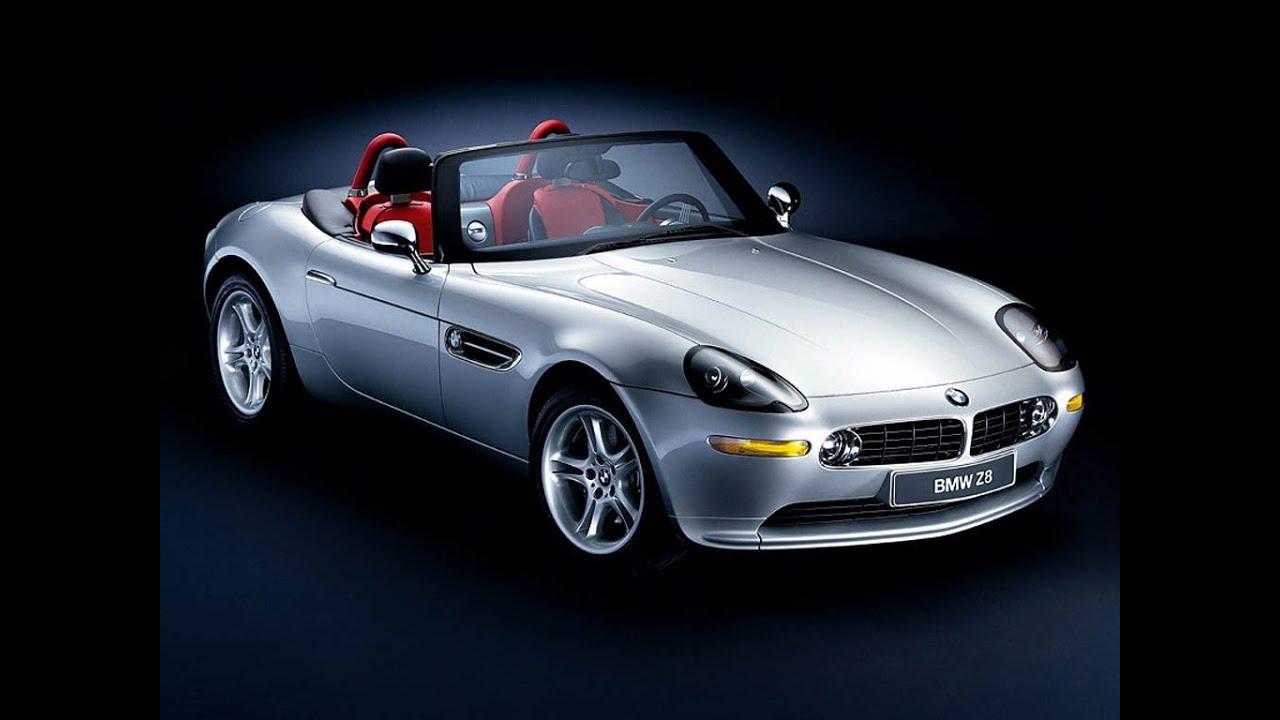 007 James Bonds BMW Z 8 - YouTube