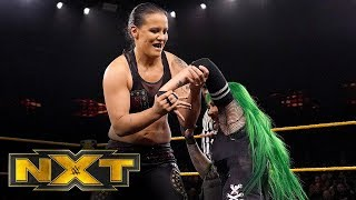 Shotzi Blackheart vs. Shayna Baszler: WWE NXT, Jan. 22, 2020