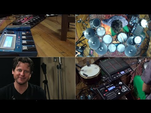 Joe Accaria & Marty Hailey-Blackfoot Sound 'In The Studio' feature.