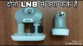 What is difference between Mono lnb and Single Lnb