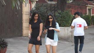 Sneeze Prank on Equal Streets    Bombay Bros