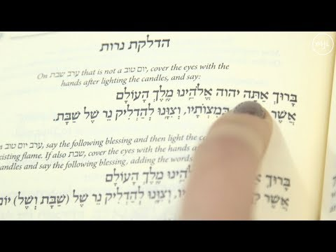 How to Light Shabbat Candles | My Jewish Learning