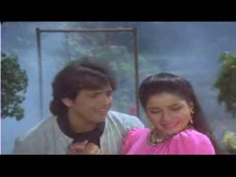 govinda and neelam song o sathia from movie Farz Ki Jung 1989
