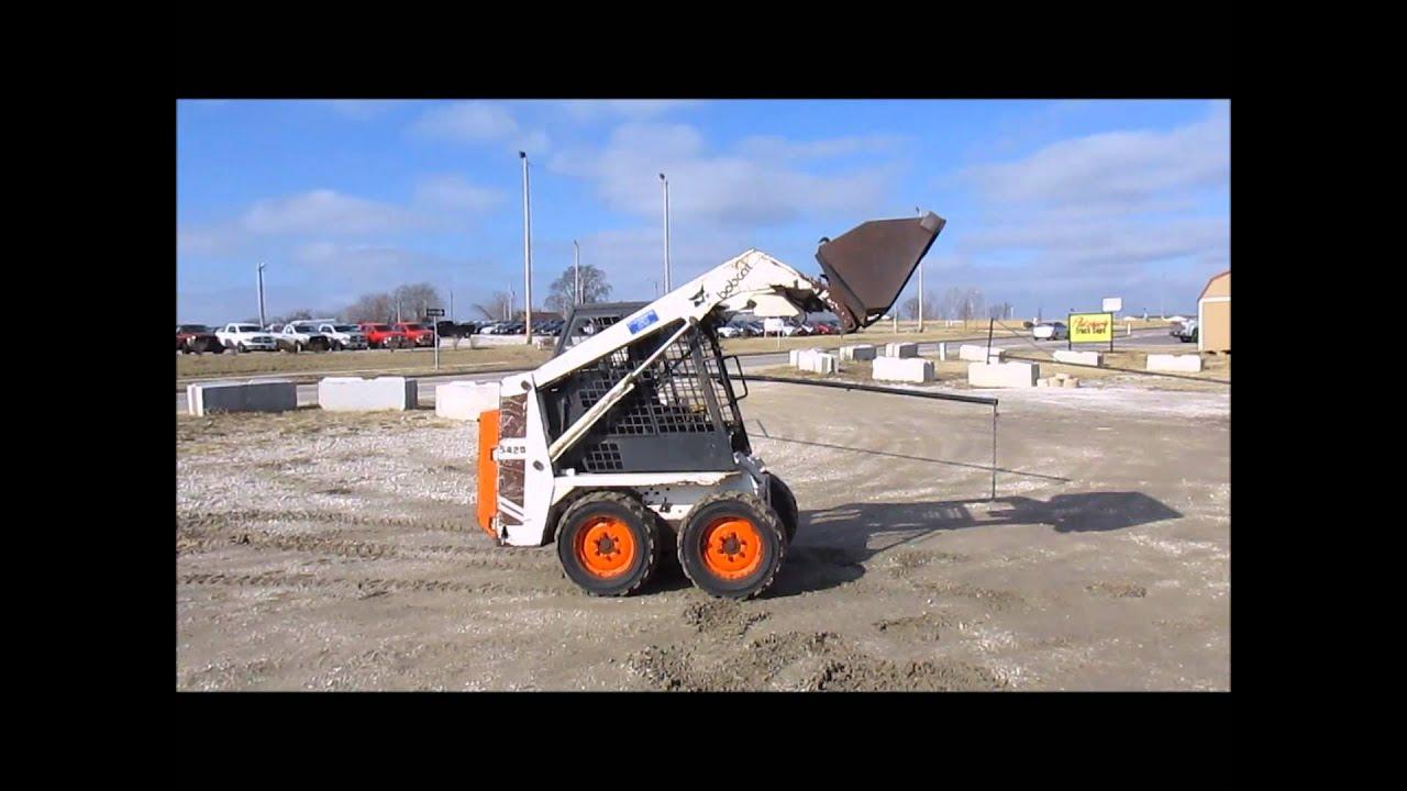 2003 bobcat b200 4x4 loader/backhoe - YouTube