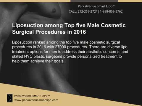 Male Abdominal Liposuction Using FDA approved Smartlipo Triplex
