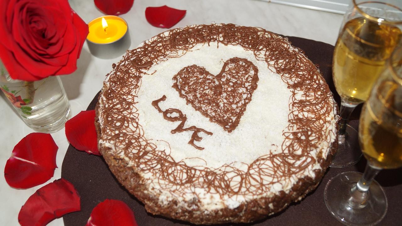 Как сделать вкусный торт из коржей 599