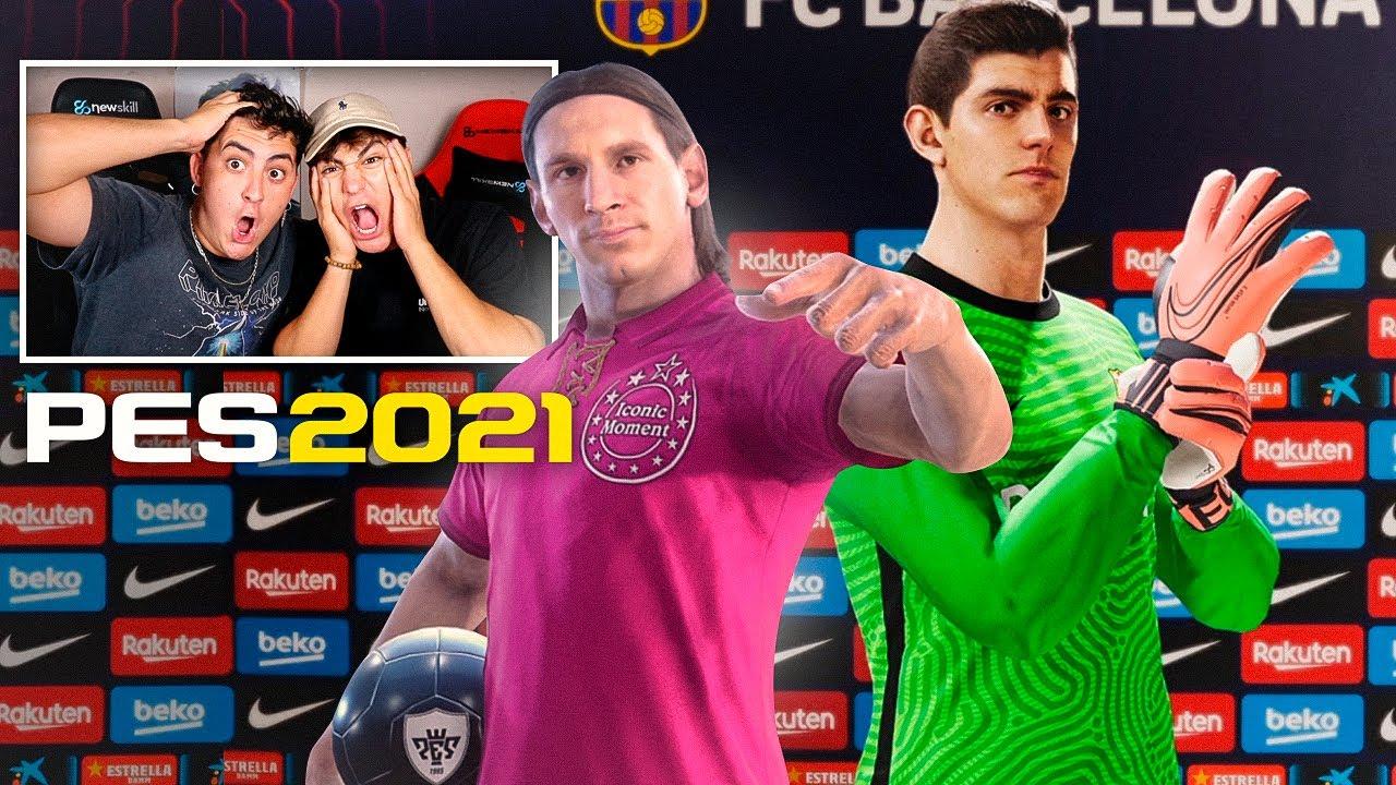 Download MINIBUYER me saca TODAS LAS BOLAS NEGRAS!! Ball Opening Pes 2021