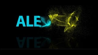 FREE Intro Template After Effects particle decay