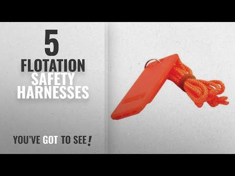 Top 10 Flotation Safety Harnesses [2018]: Shoreline Marine Flat Safety Whistle