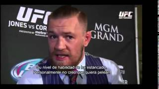 UFC 178 Día de Prensa: McGregor vs Poirier