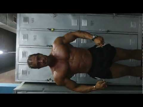 ALE THE GIANT KILLER VIERA ARNOLD CLASSIC 2012 -his come back after the accident-