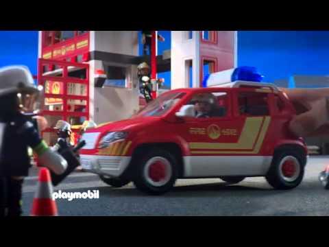 Toys Center Italia - Playmobil Pompieri