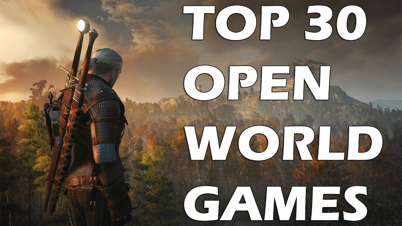 Open World Games Kostenlos