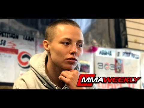 Rose Namajunas on Giving Joanna Jedrzejczyk an Immediate Rematch at UFC 223