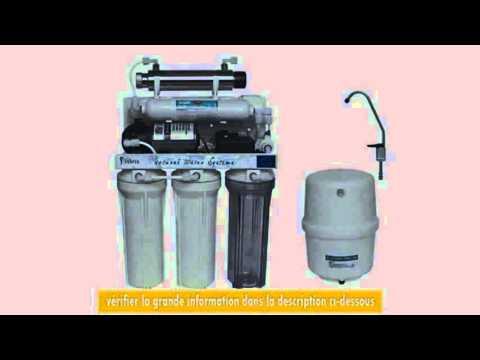 icebergfilters icef106 filtre eau de puits osmose inverse uv biopro uv osmoseur pour eau de. Black Bedroom Furniture Sets. Home Design Ideas