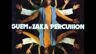 Guem Et Zaka Percussion -  La Girafe Mambo - 1978