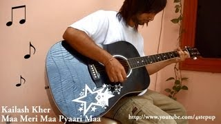 Meri Maa pyari maa mama - Dasvidaniya Guitar cover BY ASHU BREAKLESS