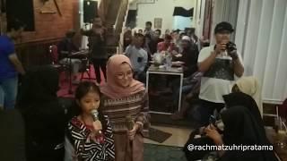 Nissa Sabyan Dinyanyiin Ya Habibal Qolbi (Live di Pangkalpinang)