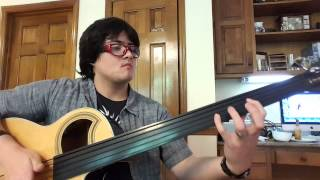 Uptown Funk All Bass Solo Cover