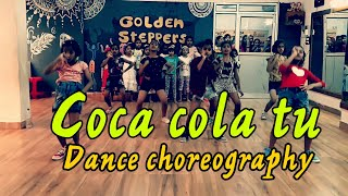 Coca-Cola tu | tony kakkar ft. Young desi | Dance choreography | kids dance performance