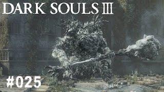 DARK SOULS 3 | #025 - Zu viel essen ist ungesund | Let's Play Dark Souls 3 (Deutsch/German)