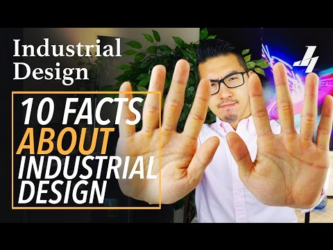 10 INTERESTING Facts About Industrial Design