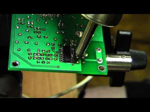 Assembling A Ensemble RX II SDR Radio Kit Part 4