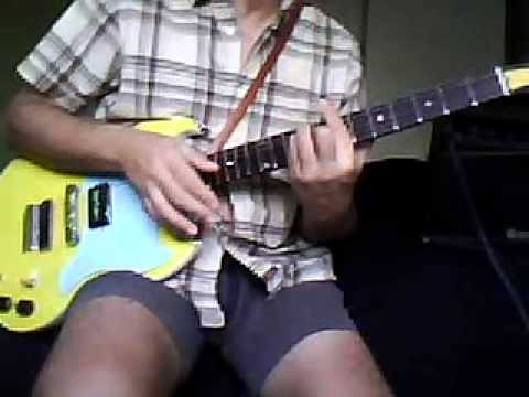Red Neck Friend ( + intro and outro solos ) ~ lesson  Jackson Browne