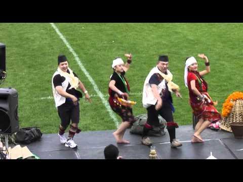 Nepali Mela UK 2010 (Highlights) Nepali Culture Dance, Danny Denzongpa & Asha Bhosle