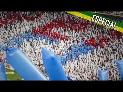 39 mil paranistas em plena Arena da Baixada, a festa da torcida (03.10.2017)