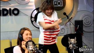 """신동의 심심타파 - 4minute Jiyoon, """"What"""