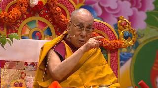 Учения в Риге 2018. День 3. Сессия 1. Его Святейшество Далай-лама