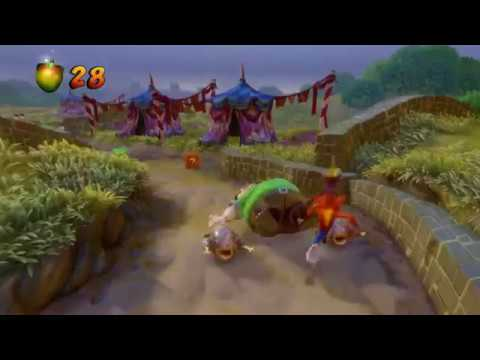 how to get crash bash on ps4