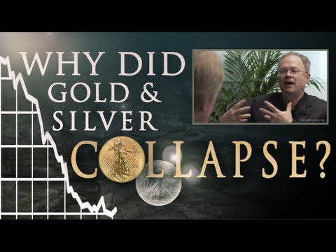 Silver & Gold - Why Did The Price Collapse? Maloney & Martenson
