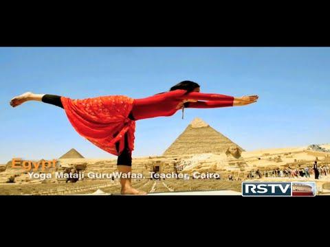 RSTV Documentary - Yoga: Harmony with nature