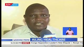 Affordable healthcare remains a nightmare in most parts of Baringo county